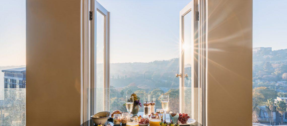 Four Seasons View Breakfast